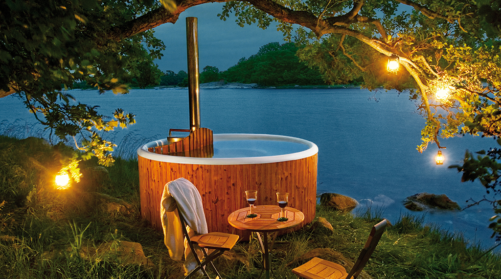 skargards panel hot tub aus schweden skargards hot tubs. Black Bedroom Furniture Sets. Home Design Ideas
